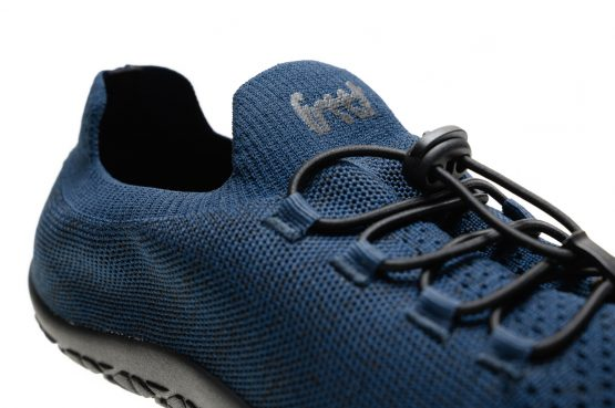 sport shoe with 100% recycled coffee grounds upper