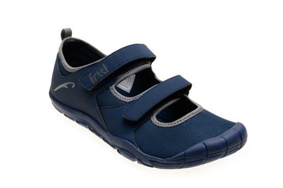 twin velcro strap sandal