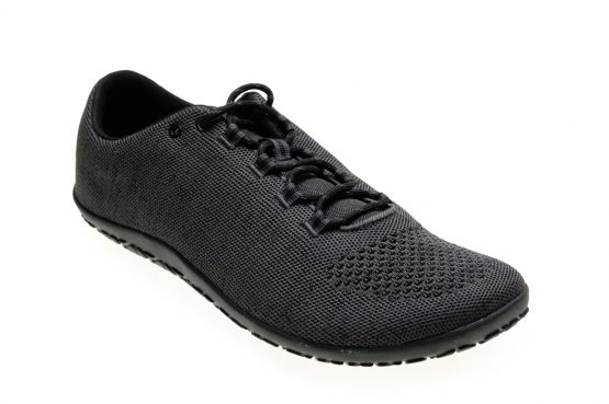 Pace shoe with coffee grounds recycled upper
